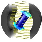 Image - Quick Look: <br>COMSOL Multiphysics V. 4.3