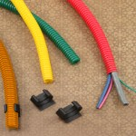 Image - Quick Look: <br>Wire and harness protection gets colorful