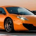 Image - Super car, super engine: McLaren MP4-12C