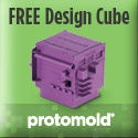 Image - Request your Protomold Design Cube today