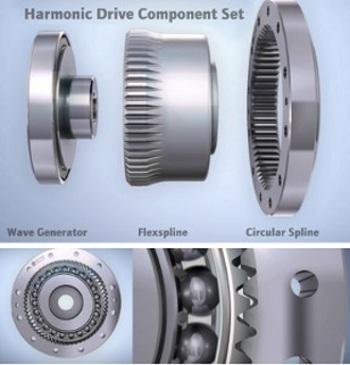 how to make a harmonic drive