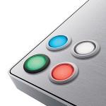 Image - Mini flush-mount switches are sleek alternative