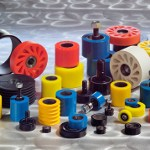 Image - Urethane-covered bearings, cam followers, and rollers