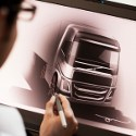 Image - Wheels:<br> New semi proves a formidable challenge for Volvo Trucks' designers