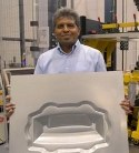 Image - Wheels: <br>Ford develops totally new sheet metal 3D forming process