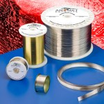 Image - Composite clad gold or silver wire superior to plated wire