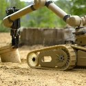 Image - Wheels: <br>Heftier unmanned ground vehicle offers Army more lifting, hauling strength