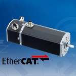 Image - Product Spotlight: <br>Brushless DC servo motors with integrated EtherCAT interface