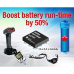 Image - Mike Likes: <br> TI battery 'fuel gauge' boosts run-time up to 50 percent for portable medical and industrial devices
