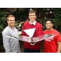 Image - Independently controlled wings take robotic bird maneuverability to new heights