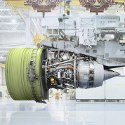 Image - Wheels (and wings): <br>World's largest jet engine gets bigger -- and better
