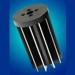 Image - Product Spotlight:<br> Star heat sinks cool high-power LEDs