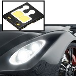 Image - Top Product: <br>LED for automotive headlights provides higher performance and SMT capability