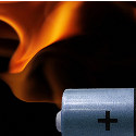 Image - Researchers build nonflammable lithium-ion battery