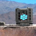 Image - World's largest telescope ready for construction; lightweight honeycomb mirrors are most advanced design