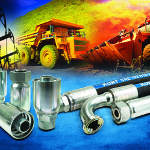 Image - Hydraulic couplings built for rugged, high-pressure applications