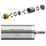 Image - MICROMO Introduces the New FAULHABER <br>17/1 Series Planetary Gearhead