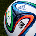 Image - Engineer's Toolbox: <br>World Cup soccer ball design is engineering feat for adidas, Bayer MaterialScience