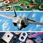 Image - Custom washers, stampings for aerospace