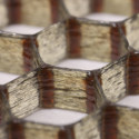 Image - 3D-printed honeycombs challenge material performance of balsa wood