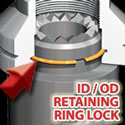Image - Products: <br>ID/OD retaining ring lock