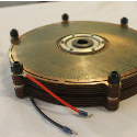 Image - Ditch the magnets: Tabletop motor with electrostatic drive developed at UW-Madison