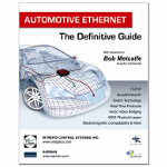Image - Books: <br>Go-to reference for automotive Ethernet