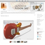 Image - Software: <br>Autodesk Fusion 360 30-day trial for Mac, PC, mobile device
