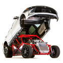 Image - Toyota surprises SEMA crowd with 850-hp Camry dragster