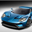 Image - Ford GT carbon fiber supercar aims to redefine innovation in aerodynamics, EcoBoost, and lightweighting