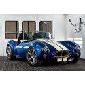 Image - Wheels: <br>3D-printed Shelby Cobra born from giant additive manufacturing machine (Wow!)