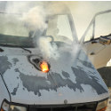 Image - Wheels: <br>Laser weapon system stops truck in field test -- from a mile away