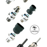 Image - Product: Compact, high-output pressure transducers