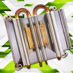 Image - Mike Likes: <br>Lightweight high-density zipper-fin heat sinks