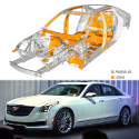 Image - Wheels: <br>Cadillac CT6 puts heavy focus on mixed-media body structure