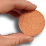 Image - Microporous copper foam is powerful heat sink