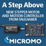 Image - MICROMO Launches High Performance Stepper Motor