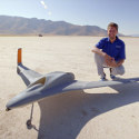 Image - Wings: <br>3D-printed jet-powered UAV unveiled at Dubai Airshow