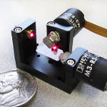 Image - Motion: Mini 2-axis beam steering system