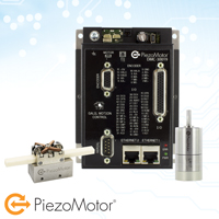Image - New High Precision Piezo Motion Controller