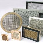 Image - Shielding: EMI-shielded vents and filters