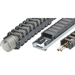 Image - Cabling: Special lightweight energy chain features easy assembly