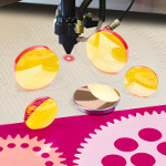 Image - Plastics: CO2 laser optics for cutting plastics