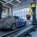 Image - Wheels: <br>BMW is first to install automated 3D-scanner cell