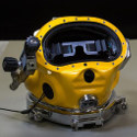 Image - Navy dive helmet display emerges as game-changer