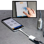 Image - Cool Tools: See how easy vibration measurement can be on phones or tablets