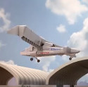 Image - Wings: <br>Military electric UAV design is plane + copter
