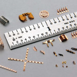Image - Etched and formed micro metal parts