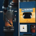 Image - Mike Likes: <br>Mini on-the-go robotic welding cell features Kuka robot
