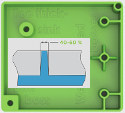 Image - Engineer's Toolbox: <br>Improving part design with uniform wall thickness